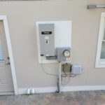 OUTDOOR SERVICE PANEL MICHAEL SHUFLAT MIKE 200 AMP